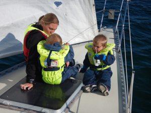 Krisemøde på fordækket - hvad gør vi med skipper?